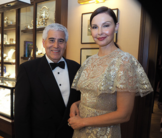 Ashley Judd, Edward F. Nesta -GIFF 2018 - photo by Luxury Experience