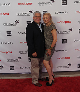 Edward Nesta, Debra C. Argen - GIFF 2018 - Photo by Luxury Experience