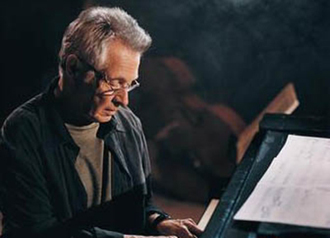 Dave Grusin on Piano