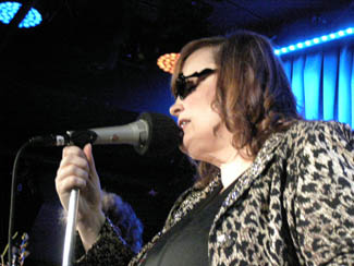 Diane Schuur on Vocals - Photo by Luxury Experience