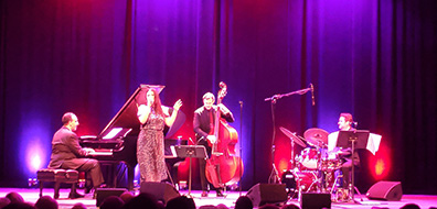 Jane Monheit - Ridgefield Playhouse - phoito by Luxury Experience