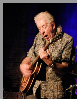 John Mayall at City Winery, NYC - Photo by Luxury Experience