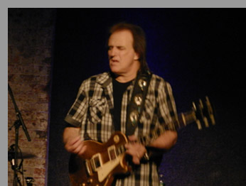 Rocky Athas at City Winery, NYC - Photo by Luxury Experience