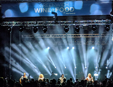 Little Big Town live at Greenwich WINE + Food Festival 2019 - photo by Luxury Experience
