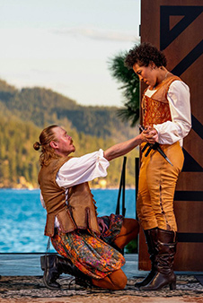 The Taming of the Shrew - Lake Tahoe Shakespeare Festival - Tahoe, NV