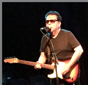 Cesar  Rosas - Los Lobos - photo by Luxury Experience