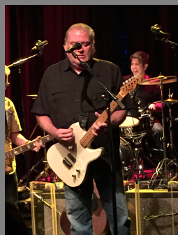 David Hidalgo -Los Lobos - photo by Luxury Experience