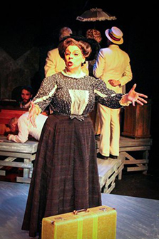 Mia Scarpa - Ragtime - Music Theatre of Connecticut - Norwalk, CT - photo courtesy of Joe Lundry
