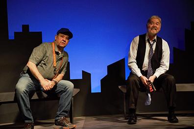 Music Theatre of Connecticut - Jim Schilling, Dennis Holland - photos by Alex Mongillo
