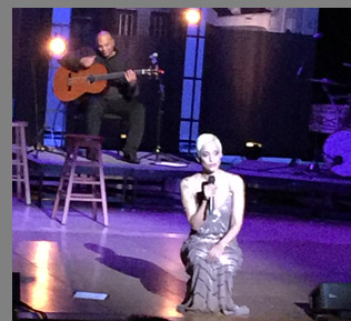 Mariza - Qucik Center - Fairfield University - photo by Luxury Experience