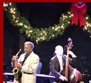 Charles McPherson and Kiyoshi Kitagawa - Dizzy's Club Coca-Cola, NYC - photo by Luxury Experience