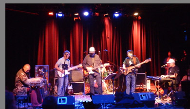 New Riders of the Purple Sage - photo by Luxury Experience