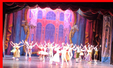 Russian National Ballet - Cinderella - photo by Luxury Experience