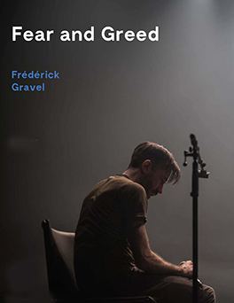 Frederick Gravel - Fear and Greed