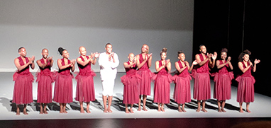 Dada Masilo and The Dance Factory - photo by Luxury Experience