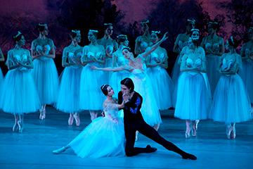 Moscow Festival Ballet - Giselle