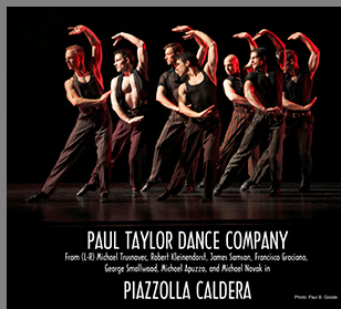 Paul Taylor Dance Company - Lisa Labrado
