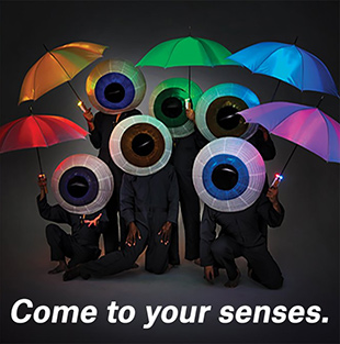 Pilobolus - Come To Your Senses