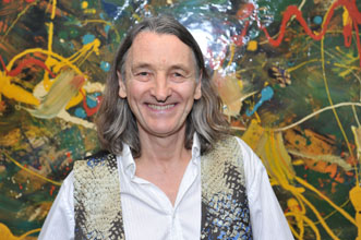 Roger Hodgson - Photo by Jeff Butchern