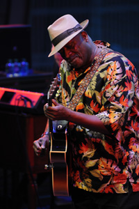 Taj Mahal - Photo by Frank Stewart/Jazz at Lincoln Center