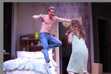 Westport Country Playhouse -  Scott Drummond and Claire Karpen - Bedroom Farce