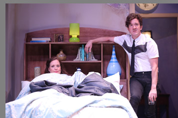 Westport Country Playhouse - Carson Elrod, Claire Karpen - Bedroom Farce