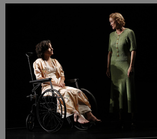 Felicity Jones, Angela Reed - Broken Glass - Westport County Playhouse