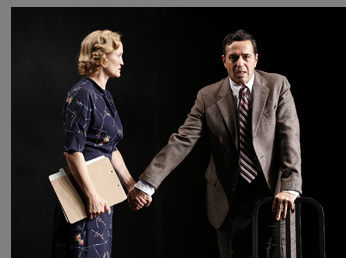 Angela Reed, Stephen Schnetzer - Broken Glass - Westport County Playhouse