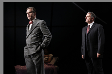John Hillner, Steven Skybell - Broken Glass - Westport County Playhouse