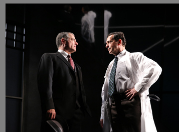 Steven Skybell, Stephen Schnetzer - Broken Glass - Westport County Playhouse