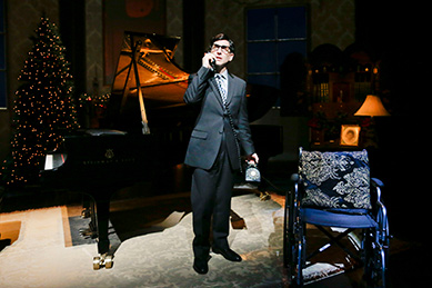 Hershey Felder as Irving Berlin - photo by Hershey Felder Presents