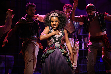 Westport Country Playhouse - Man of La Mancha - Gisela Adisa - photo by C. Rosegg