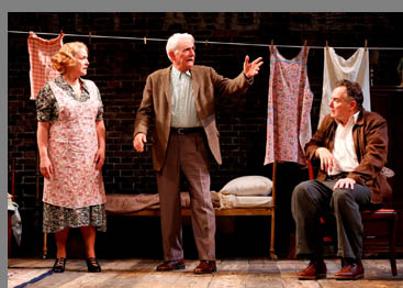 Richard Kline, Scott Cullen, Deidre Madigan - Westport Playhouse