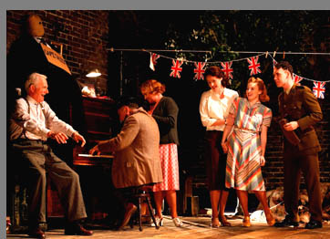 Richard Kline, Scott Cullen, Deidre Madigan, Brenda Meaney, Jenny Leona, John Skelley - Westport Playhouse