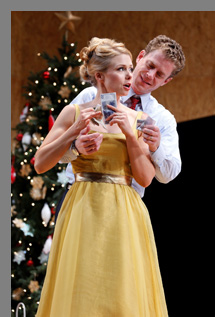 Nora - Lucas Hall and Liv Rooth - Westport County Playhouse, Westport, CT