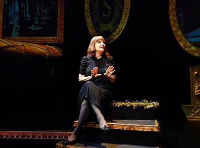 Westport Country Playhouse - Mona Galebak - The Pianist of Willesden Lane - Hersey Felder Productions