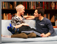 Westport Playhouse - Sex with Strangers - Jessica Love, Chris Ghaffir _ bypchenot