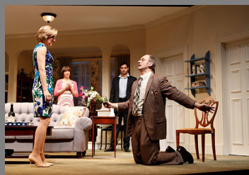 Things We Do For Love - Geneva Carr, Sarah Manton, Matthew Greer, Michael Mastro - Westport County Playhouse, Westport, CT, USA