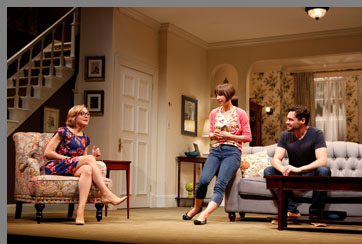 Things We Do For Love - Geneva Carr, Sarah Manton, Matthew Greer - Westport County Playhouse, Westport, CT, USA