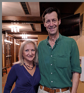 David M. Lutken, Debra C. Argen - Woody Sez at Westport County Playhouse - Photo by Luxury Experience