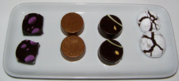 44, Berlin, Germany - Executive Chef Tim Raue - 44 chocolate