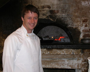 Chef Michael Pancheri - allium restaurant + bar, Great Barrington, Massachusetts - Photo By Luxury Experience