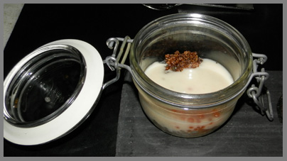 Amuse Bouche Soup - Restaurant Aquavit, New York, USA - photo by Luxury Experience