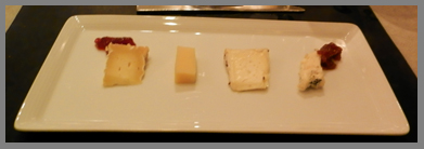 Cheese Course - Restaurant Aquavit, New York, USA - photo by Luxury Experience