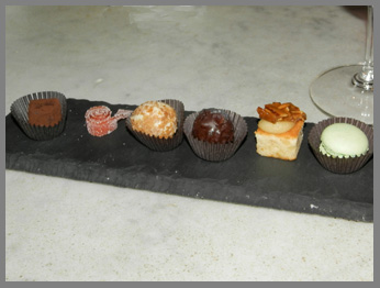 Petit Fours - Restaurant Aquavit, New York, USA - photo by Luxury Experience