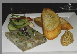 Head Cheese - Aragosta Bar + Bistro, Battery Wharf Hotel,  Boston, MA , USA - photo by Luxury Experience