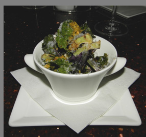 Kale - Aragosta Bar + Bistro, Battery Wharf Hotel,  Boston, MA , USA - photo by Luxury Experience