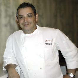 Chef de Cuisine Tommy Digiovanni - Arnaud's - New Orleans, Louisiana, USA