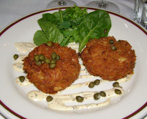 Crab Cakes - Arnaud's - New Orleans, Louisiana, USA - Photo by Luxury Experience