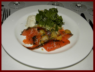 Gravlax - Artisan Restaurant, Southport, CT - photo by Luxury Experience